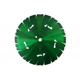 Disque Green Devil Laser