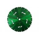 Disque Green Devil Laser
