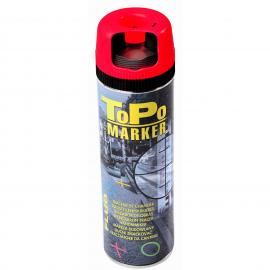 Bombe traçage Topo marker AMPERE